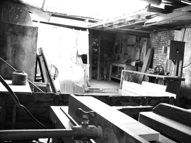El taller de Tito